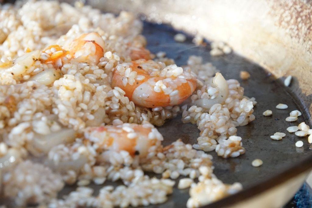 Que es el arroz de paella